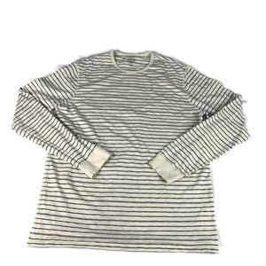 J Crew XLT Knit Goods  Pocket T-shirt Long Sleeve